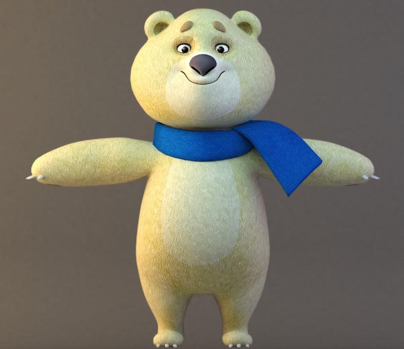 bear hd
